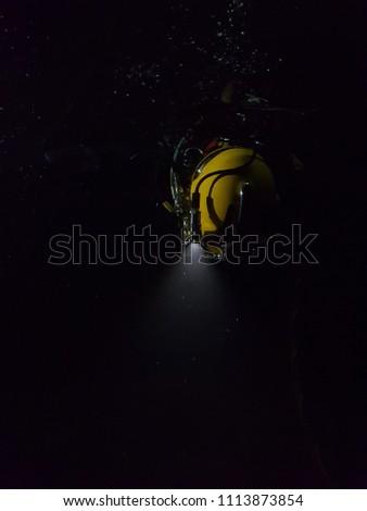 Deep Sea Diving #1113873854
