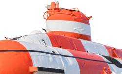 deep-sea manned vehicle for oceanographic research and rescue operations