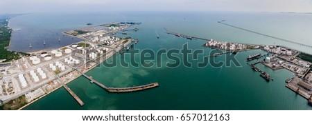 Deep sea port #657012163
