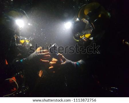 Deep Sea Welding #1113872756