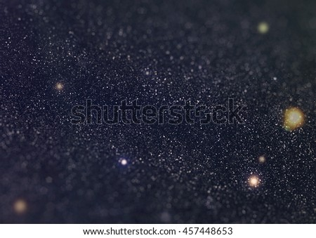 Deep space. High definition star field background  - Shutterstock ID 457448653