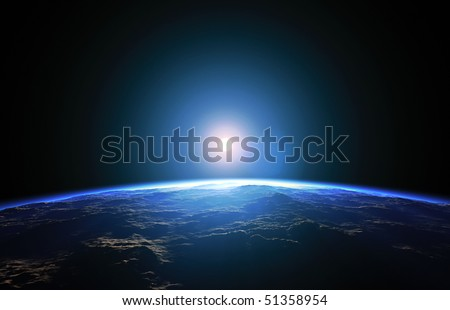 deep space wallpaper. stock photo : deep space