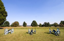defensive cannons