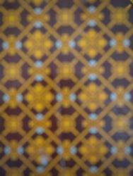 Defocused abstract background of batik
