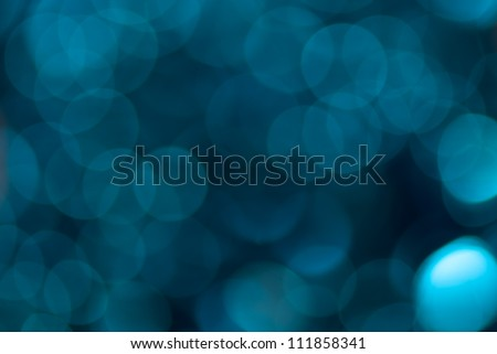 defocused abstract background of color night holiday lights