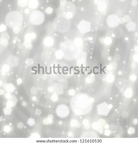 defocused abstract background of light