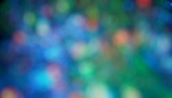 Defocused abstract background of tumblr lights