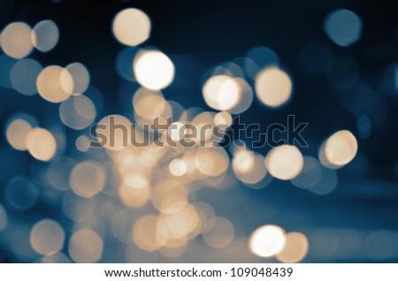 defocused background - stock photo