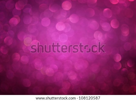 defocused purple lights background photo