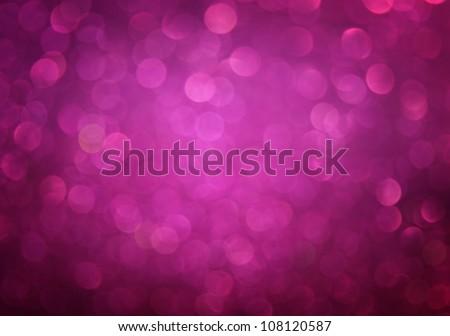 defocused purple lights background photo