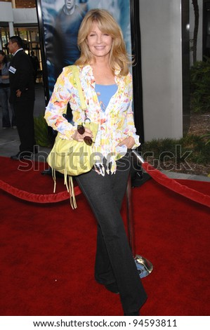 """Deidre Hall at the world premiere of """"The Bourne Ultimatum"""" at the Arclight Theatre, Hollywood. July 26, 2007  Los Angeles, CA Picture: Paul Smith / Featureflash - stock photo"""