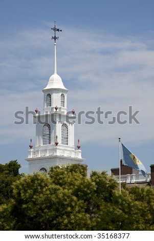 Delaware State Capitol Building