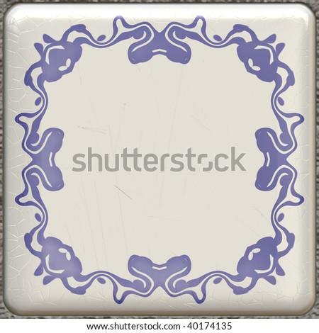 Delft texture