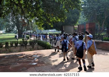 delhi  india   oct 24  a group...
