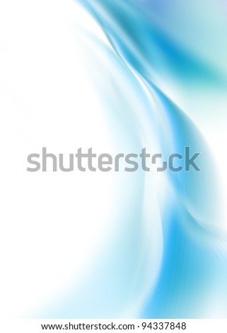 delicate blue background