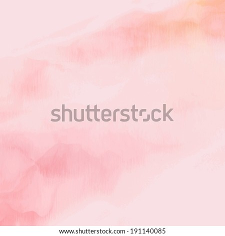 delicate pink background with paint stains texture
