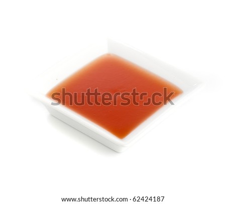 delicious bittersweet isolated on a white background