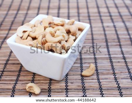 delicious cashewnuts