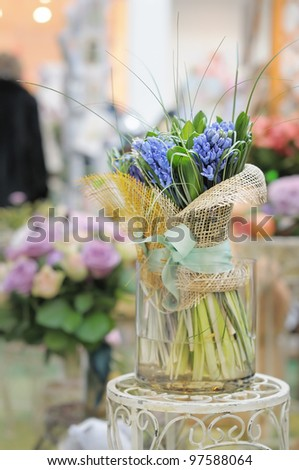 Delicious flowers arranged for sale