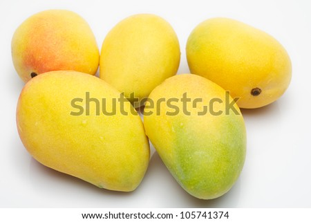 Delicious mangos