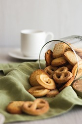Delicious Traditional Danish Butter Cookies
