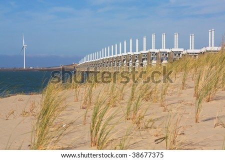 Delta dune