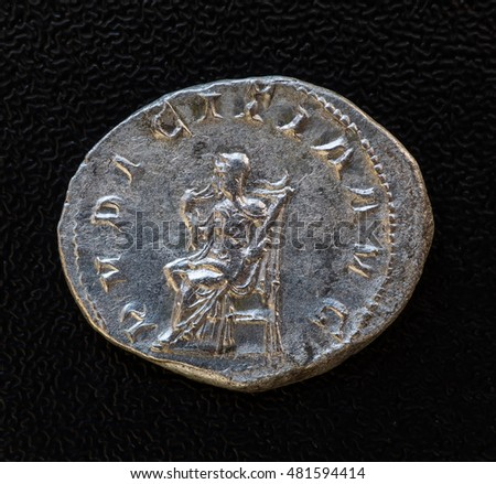 denarius Marcia Otacilia Severa #481594414