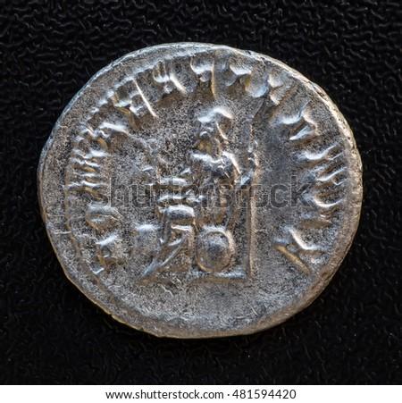denarius of Marcus Julius Philip #481594420