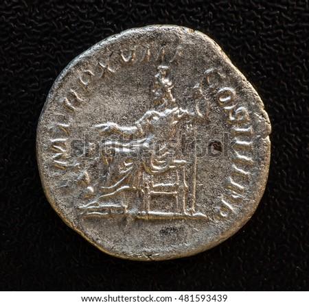 Denarius of-Septimius Bassianus Caracalla #481593439