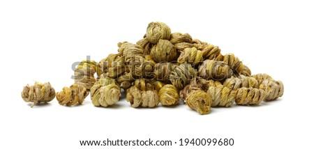 Dendrobium candidum,Chinese tea stock photo Foto stock ©