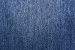 Denim blue Fabric Texture closeup