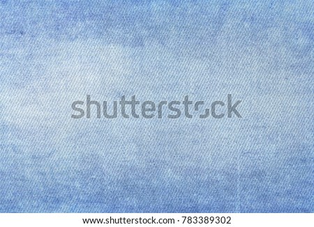 Denim jeans texture. Denim background texture for design. Canvas denim texture. Blue denim that can be used as background. Blue jeans texture for any background. - Shutterstock ID 783389302