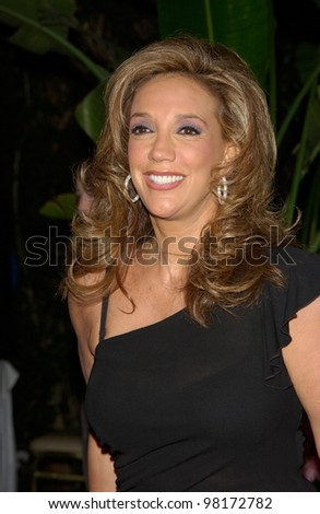 DENISE RICH at pre-Grammy party given by Clive Davis of J Records at the Beverly Hills Hotel. 25FEB2002   Paul Smith / Featureflash