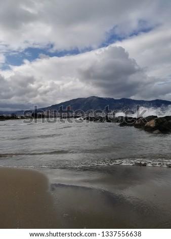 Deniz ,Dalga, Dağ #1337556638