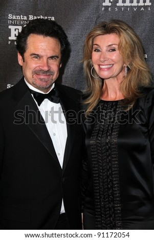 Dennis Miller at the SBIFF 2011 Kirk Douglas Award honoring Michael Douglas, Four Seasons Biltmore, Santa Barbara, CA 10-13-11