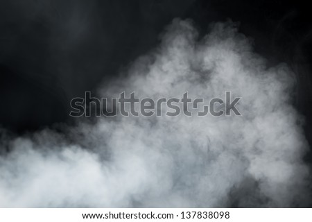 dense smoke background