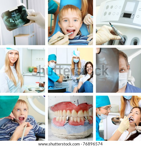 Dental collge work in clinic dental surgery healthcare medicine