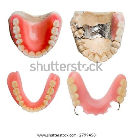 dental prosthetics  collection