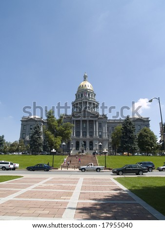 Denver, Colorado, state capital