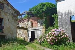Derelict farmhouse in the Basque Country