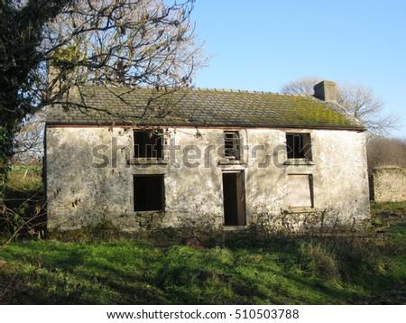 Derelict House #510503788