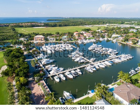 Derring Bay Aerial Photos,   High quality aerials shots of community with an attractive golf camp in Miami Florida.  #1481124548
