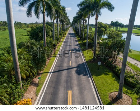 Derring Bay Aerial Photos,   High quality aerials shots of community with an attractive golf camp in Miami Florida.  #1481124581