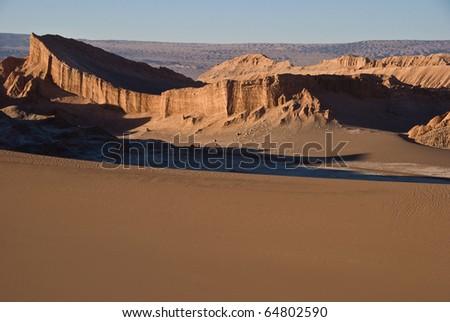 Desert, Atacama, Chile.