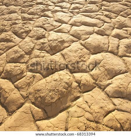Desert in Death Valley
