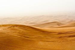 Desert in the United Arab Emirates
