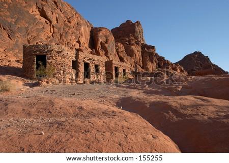 Desert Stone Cabins