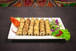 Desi Pakistani Indian South Asian food for restaurant menus