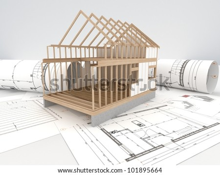 Design Drawings vs Construction Drawings Design And Construction of