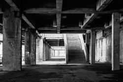 design element. industrial interior image